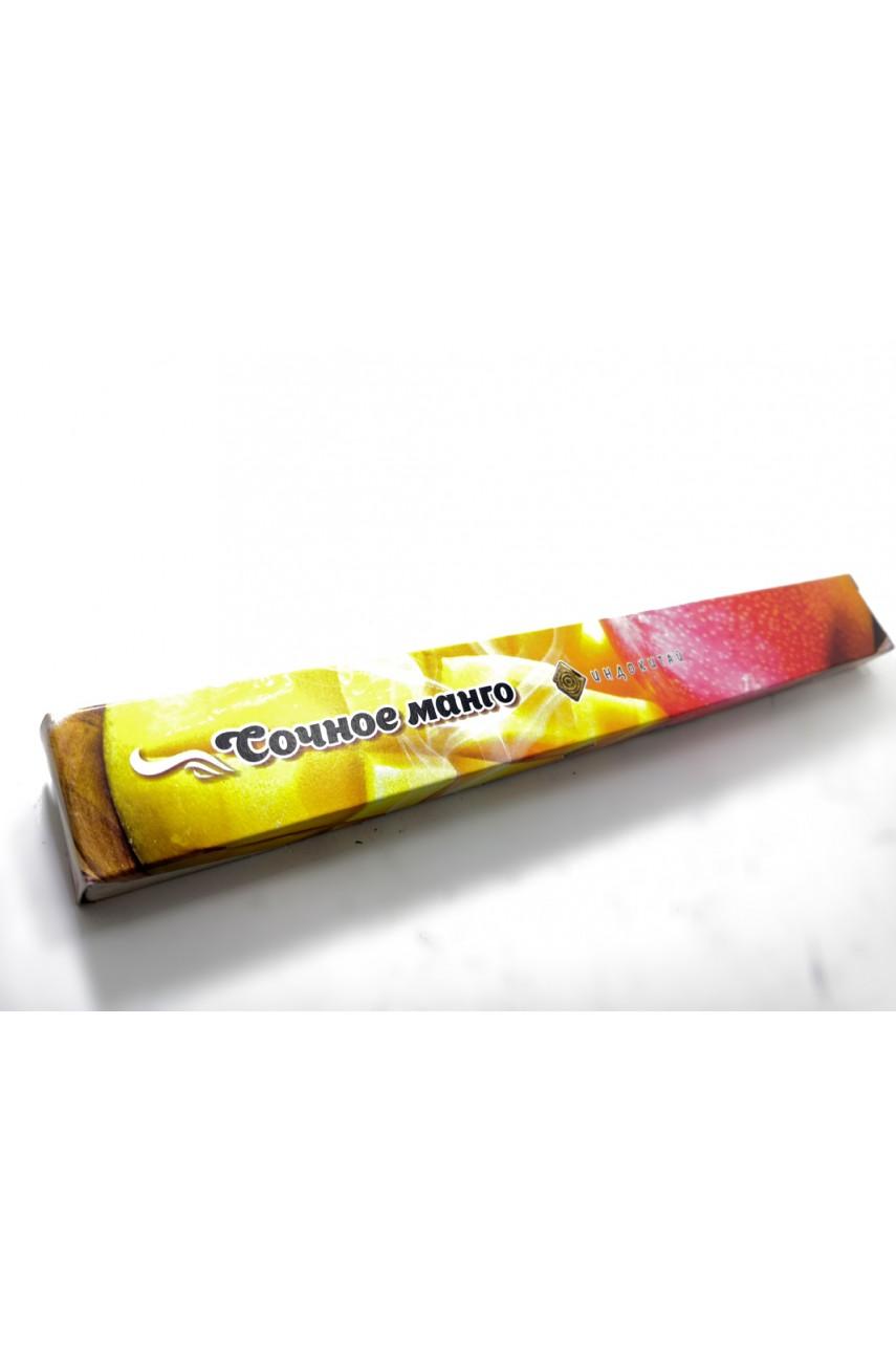 Аромапалочки (Сочное манго), 20 шт