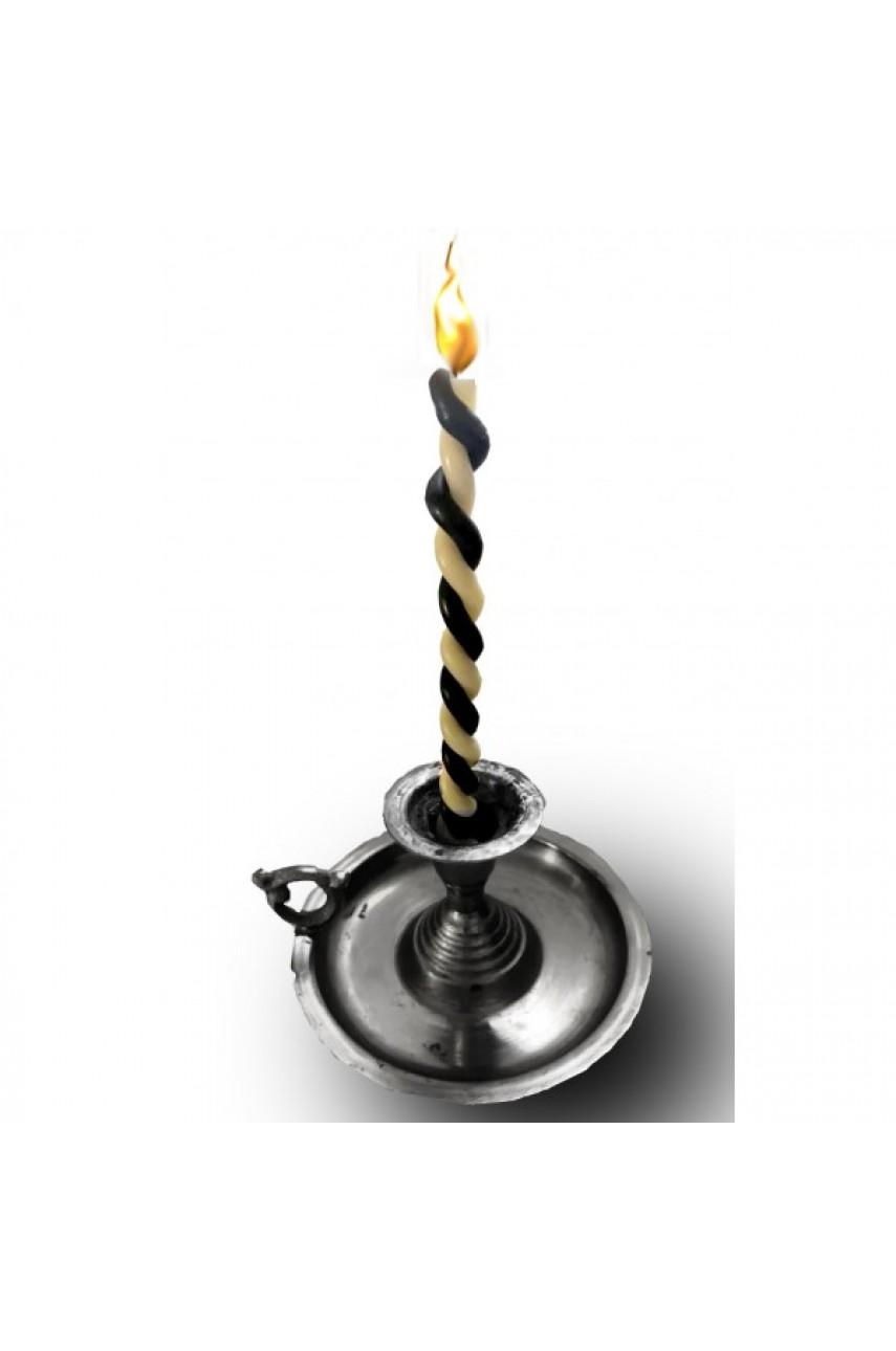 Крученая свеча под наложение программы ИНЬЯНЬ (Программа)